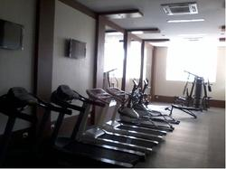 Gym Interiors Designing Services