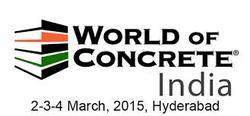 World Of Concrete India