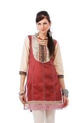 Designer Ladies Tunic Kurti Top