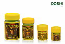 Menthodex Knee Pain Relief Balm, Packaging Type: Bottle