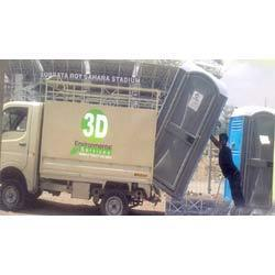 Mobile Toilet on Rent - View Specifications & Details of