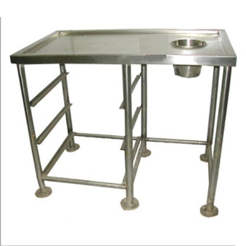 Dirty Kitchen Table: View Specifications & Details