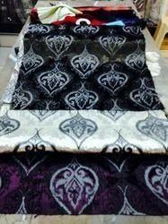 Kedarnath Big 54 inch 100% Viscose Laxmi Printed Velvet Fabric