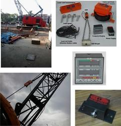 Total Movement Indicator for Crawler Cranes