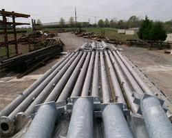 Spray Pipes for Steel Industry
