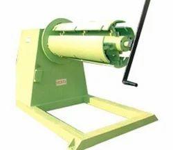 Hertz Motorized De-Coiler Machine