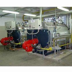 Corrective Maintenance Boiler Water Treatment