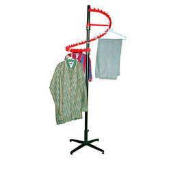 Spiral Racks For Garments