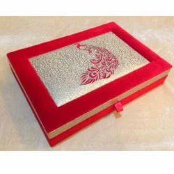 Wedding Card Box | Rishabh Enterprises | Manufacturer in Shahdara ...