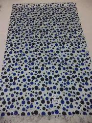 Pure Silk Polka Dot Printed Stoles