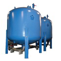 Domestic Water Softener Plant