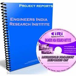 Book of Semi Automatic Brick Plant Project Report
