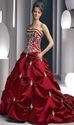 Styles Red Ladies Gown