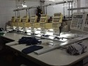 Swf Branded Embroidery Machine