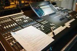 Audio Visual Script Service