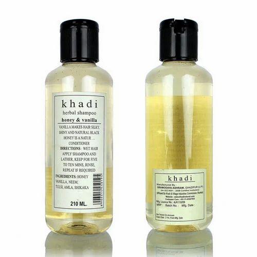 Honey And Vanilla Shampoo