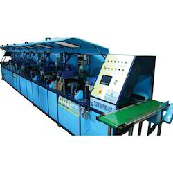 Flat Jerry Can Screen Printing Machines