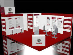 Stall Layout For Exhibition : Exhibition stalls in ludhiana एक्सहिबिशन स्टॉल