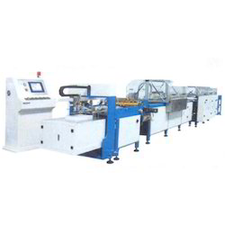 Automatic Book Covering Machine