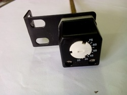 Panel Thermostat with 'L' Bracket