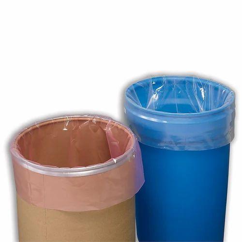 Liner Ldpe Pharmaceutic : Industrial packaging materials drum liners for pharma