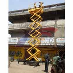High Rise Scissor Lift Tables Sky Lift