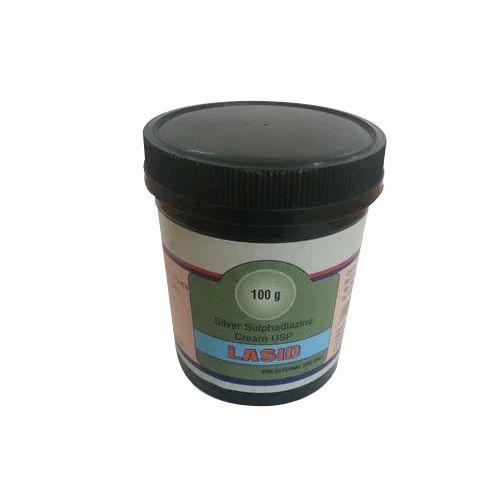 Silver Sulfadiazine Cream