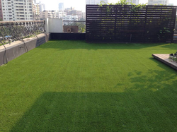 Artificial Terrace Grass