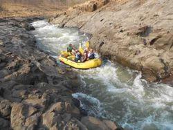 Rafting On Vaitarna