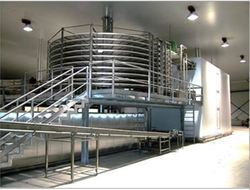 Milk Products Spiral Conveyor