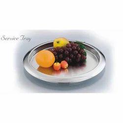 SS Service Tray