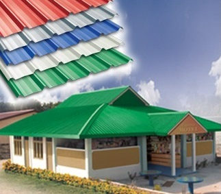 Tata Bluescope Durashine Roof Sheets N R Steel Trading