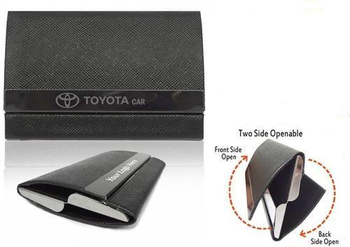 Dual business card holder arts arts black leather dual side visiting card holder rs 70 piece id colourmoves