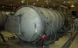 Cylindrical Autoclaves