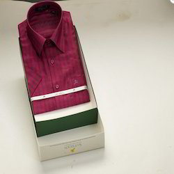 Cherry Silk Shirt