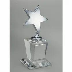 3D Crystal Trophy