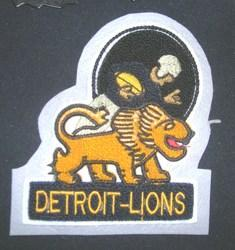 Mascot Patch for jerseys