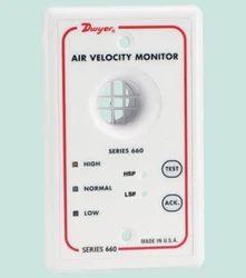Air Velocity Monitor