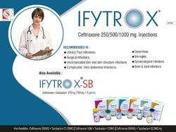 Injection Ceftriaxone 1gm 1x1 Vial