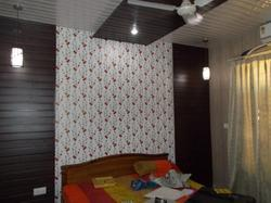 Designer Pvc Wall Panel At Rs 60 Square Feets Polyvinyl