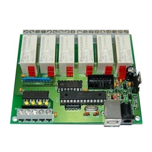 Developed Relay Card