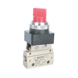 2 Position / 3 Ports Mechanical Valve