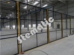 MS Stematic Industrial Fencing