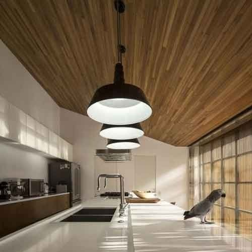 Charming Wooden Ceiling