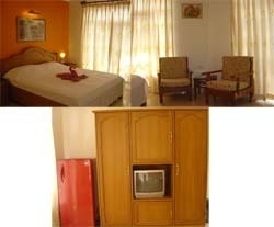 Deluxe Room S Accommodation Service In Bardez Goa Sunset