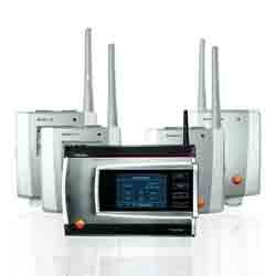 Wireless Data Monitoring System