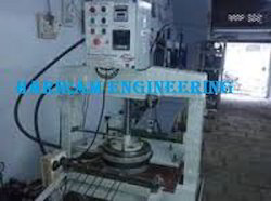 Fully Automatic Pattal Making Machine - Double Die