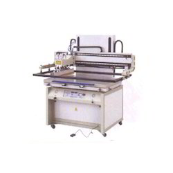 Horizontal Lift Screen Printing Machine