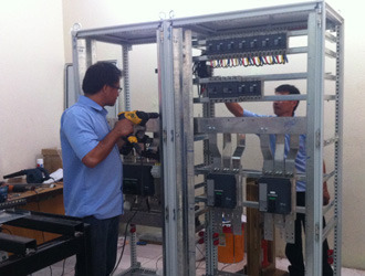 Control Panel Boards Panel Boards Wiring Works Manufacturer From Chennai