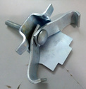 Pressed Steel Timber Beam Clamp